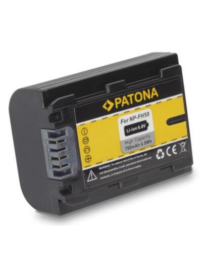Baterija Sony NP-FH50 - Patona