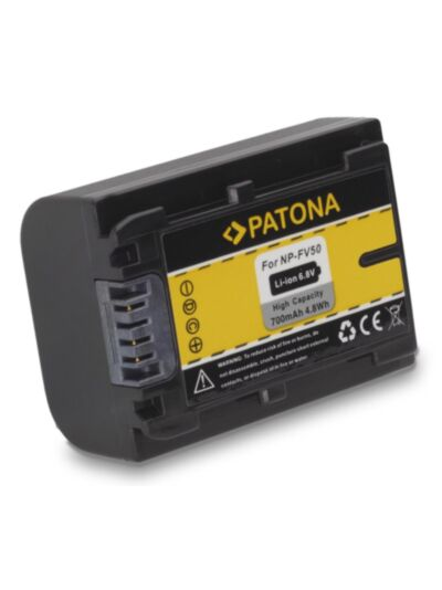 Battery Sony NP-FV50 - Patona