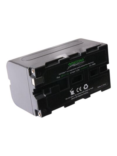 Battery Sony NP-F750 PREMIUM - Patona