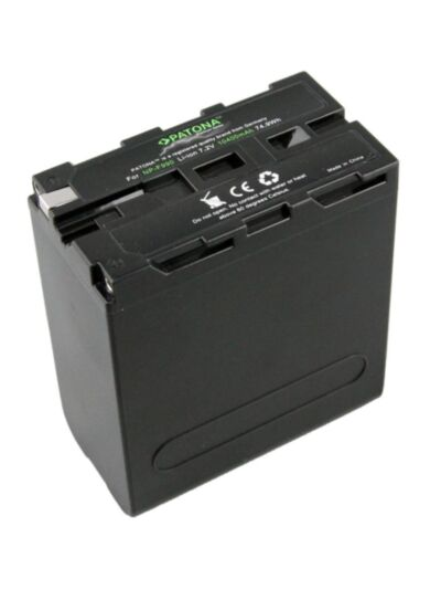 Baterija Sony NP-F990 PREMIUM - Patona