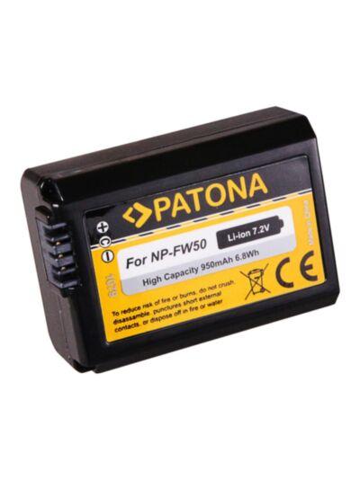 Baterija Sony NP-FW50 (za Sony NEX-5, NEX-3...) - Patona