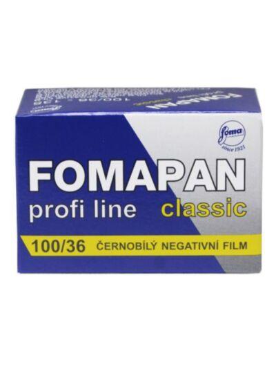 Fomapan 100 Classic - 35mm črno-beli film - 36