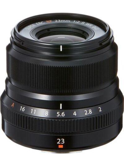 Fujifilm XF 23mm F2 R WR (črn)