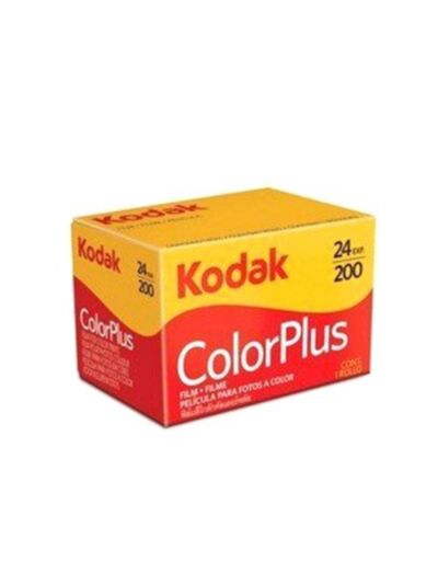 Kodak ColorPlus ISO 200 - 135mm film - 24