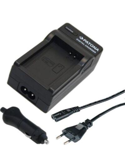 Polnilec baterije za Panasonic DMW-BLF19 (za DMC-GH4,GH3)-Patona