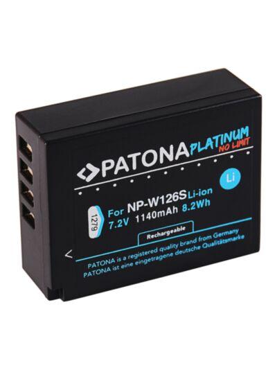 patona platinum np-w126s baterija nadomestna fujifilm cena dobava slovenija ljubljana