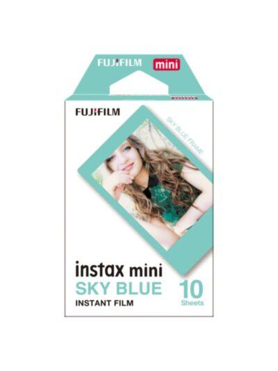 Fujifilm Instax Mini Instant film - modri okvir