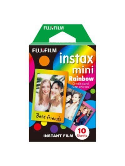Fujifilm Instax Mini Instant film - Rainbow okvir