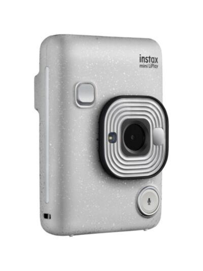 Fujifilm Instax Mini LiPlay (Stone White) - bela
