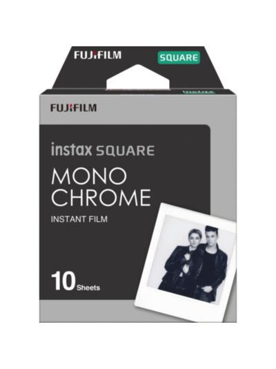 Fujifilm Instax Square Monochrome film (črno-beli) - 10 listov