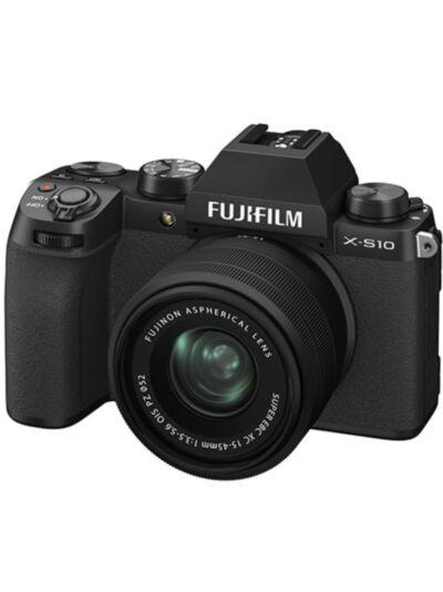 Fujifilm X-S10 + objektiv XC 15-45 OIS