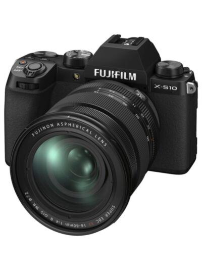 Fujifilm X-S10 + objektiv XF 16-80 OIS WR