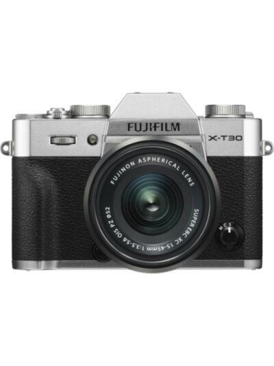Fujifilm X-T30 + XF 15-45mm f3.5-5.6 OIS PZ - srebrn