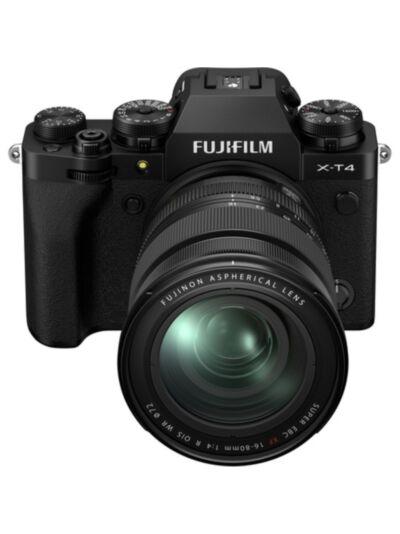 Fujifilm X-T4 + 16-80 f4 OIS WR KIT (črn)