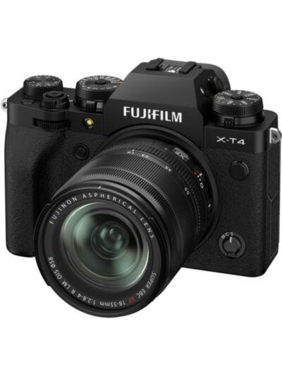 Fujifilm X-T4 + 18-55 f2.8-4 OIS KIT (črn)