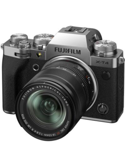 Fujifilm X-T4 + 18-55 f2.8-4 OIS KIT (srebrn)