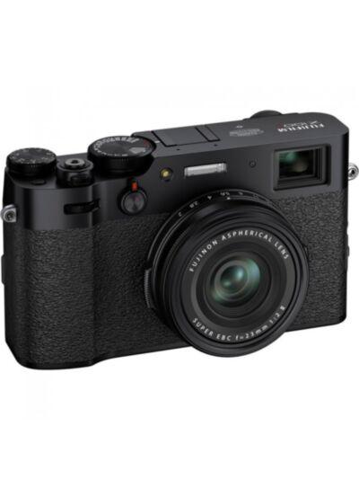 Fujifilm X100V črn