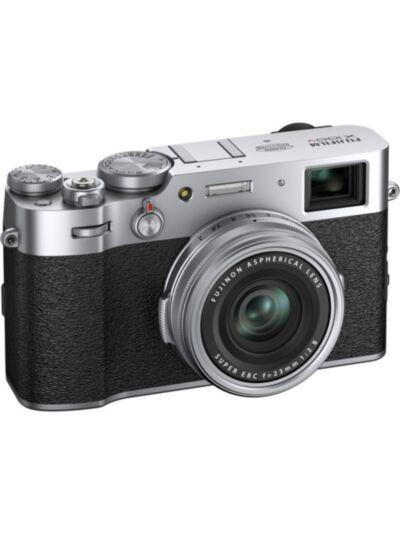 Fujifilm X100V srebrn