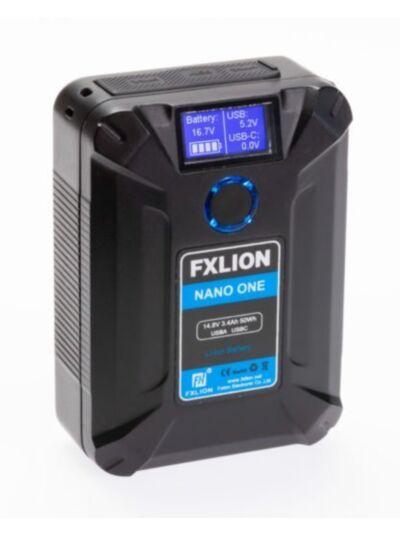 Fxlion Nano One 14.8V/50WH V-lock baterija