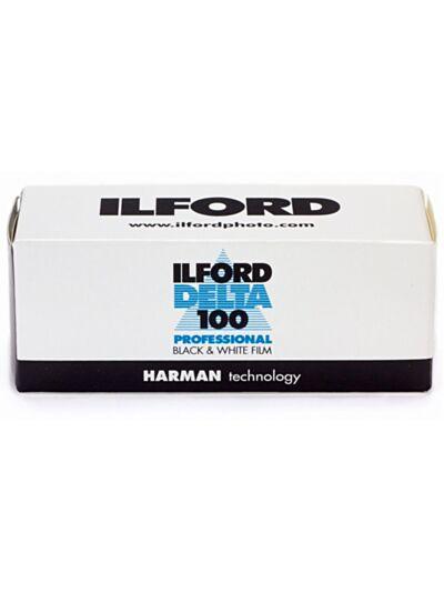 Ilford Delta ISO 100 - 120 črno-beli film