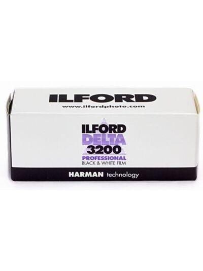 Ilford Delta ISO 3200 - 120 črno-beli film