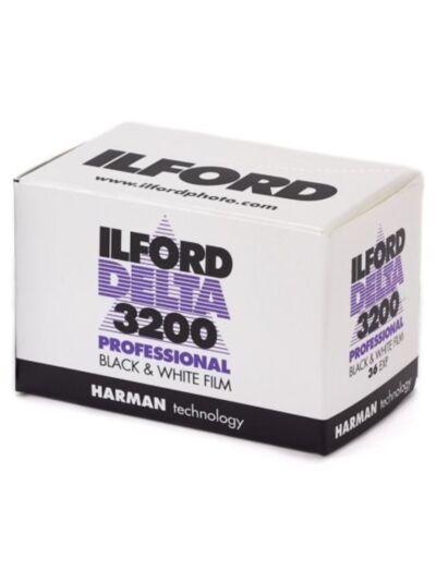 Ilford Delta ISO 3200 - 35mm črno-beli film - 36