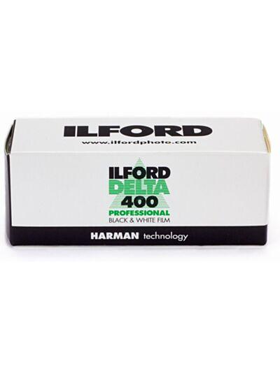 Ilford Delta ISO 400 - 120 črno-beli film