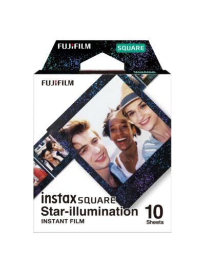 Fujifilm Instax SQUARE FILM (Star-Illumination) - 10 listov
