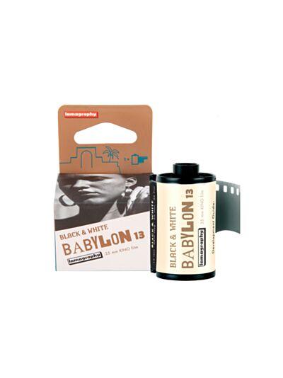 Lomography Babylon Kino B&W ISO 13 - 35mm film - 36
