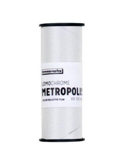 Lomography LomoChrome Metropolis ISO 100-400 - 120 film