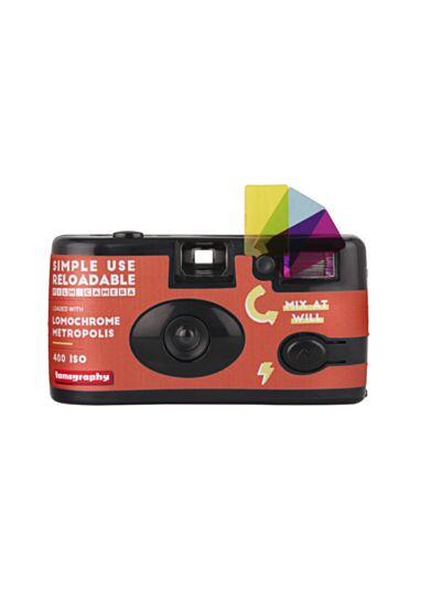 Lomography Simple Use Metropolis 400/27 - analogni fotoaparat