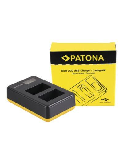 patona-npfw50-dvojni-usb-lcd-polnilec-cena