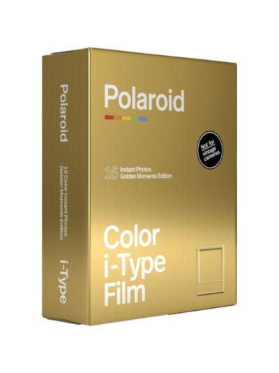 Polaroid barvni film i-Type Golden Moments Edition - 2x pack