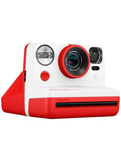 Polaroid Now i‑Type polaroidni fotoaparat ‑ Rdeč