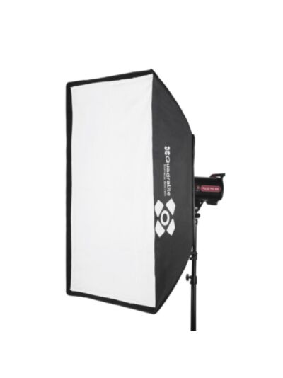 quadralite softbox za luč 120x80 bowens
