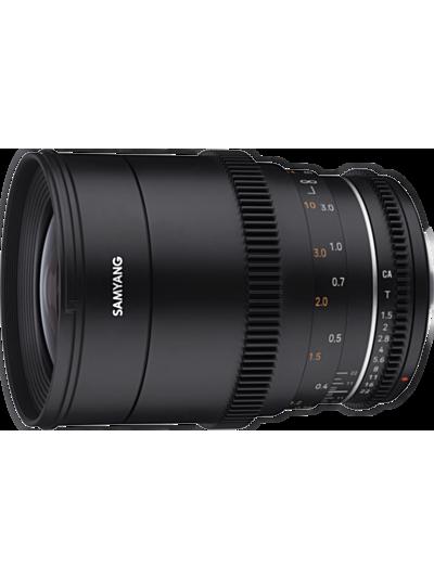 Samyang 35mm T1.5 VDSLR MK2 Cine - Sony E