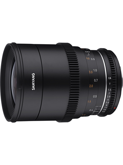 Samyang 35mmT1.5 VDSLR MK2 Cine - Canon EF